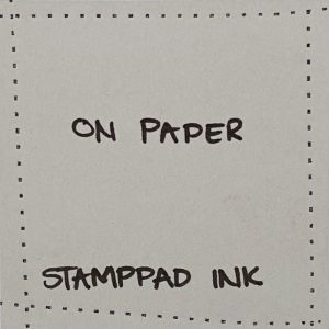 stamp-pad-ink-dots-on-paper