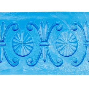 fleur-de-lis-variation-texture-plate-design-close-up