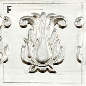 flower-texture-plate-design-front-on-pewter