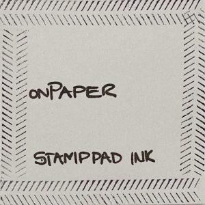 herringbone-with-gap-wheel-stamp-pad-ink-on-paper