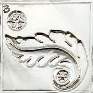 leaf-texture-plate-design-back-view-on-pewter